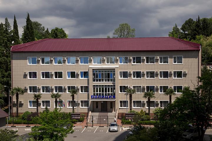 Административное здание УВД