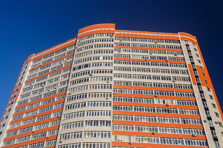 Жилой комплекс «Апельсин»