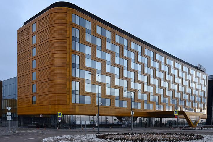 Гостиница Hilton