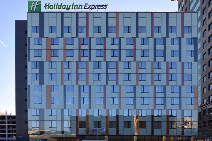 Гостиница Holiday Inn Express